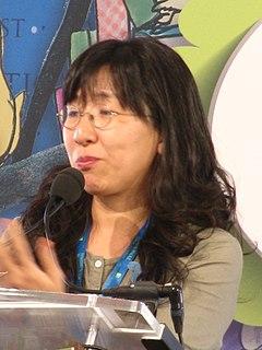 Suzy Lee Korean American illustrator and writer of childrens books