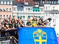 Sweden national under-21 football team, Euro 2015 celebration 13.JPG
