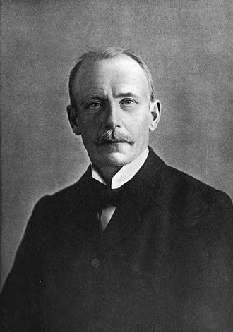 Governor-General of South Africa - Image: Sydney Buxton, 1st Earl Buxton