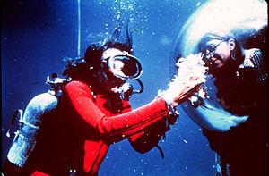 Sylvia Earle - Image: Sylvia Earle nur 08002