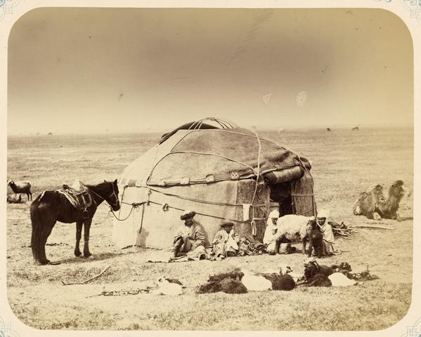 mongol yurt (WIKI)