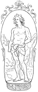 Týr Norse deity