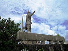 Tượng đài Trần Hưng Đạo ở Làng chài Hải Minh - TP Quy Nhơn