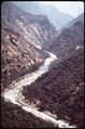 THE INACCESSIBLE KINGS RIVER GORGE ABOVE A PROPOSED LAKE AND DAM - NARA - 542700.tif
