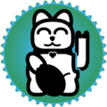 TH Badge lucky cat.png