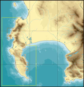 Table Mountain National Park Marine Protected Area - Wikipedia