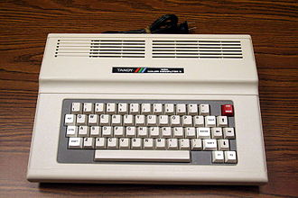 TRS-80 Color Computer - 128K Tandy Color Computer 3, 26-3334