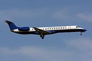 Trans States Airlines ERJ-145EP Washington Dul...