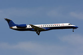Trans States Holdings - A Trans States Airlines ERJ-145