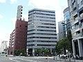 TV Osaka Corporation headquarters in 201909 001.jpg