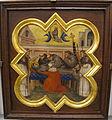 Taddeo gaddi, storie di cristo e di s. francesco (armadio di s. croce), 1335-40 ca. 22 esequie.JPG