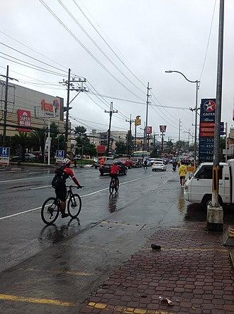 Tagaytay - Aguinaldo Highway or Tagaytay City - Silang Junction
