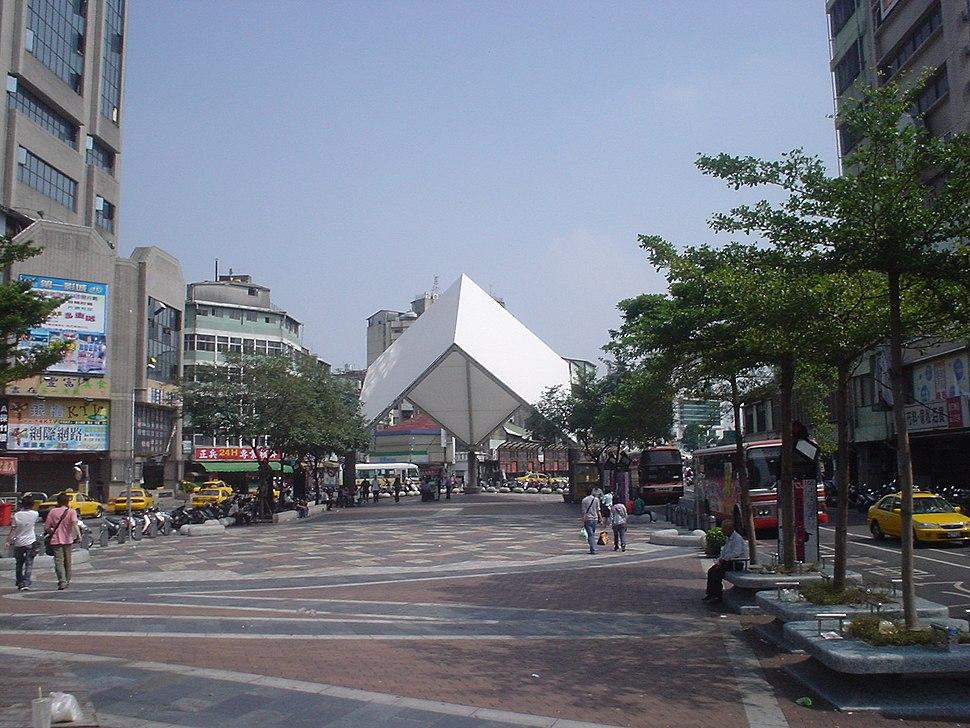 Taichung Downtown Bus terminal