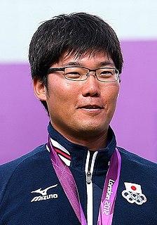 Takaharu Furukawa Japanese archer