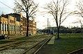 Tallinn Tramway, Vana-Lõuna terminus, May 1996 (4812829067).jpg
