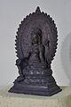 Tara - Bronze - Pala Period Circa 9th-10th Century AD - Nalanda - Archaeological Museum - Nalanda - Bihar - Indian Buddhist Art - Exhibition - Indian Museum - Kolkata 2012-12-21 2321.JPG