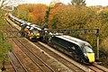 Taunton East - GWR 802113 passing Colas 70811.JPG