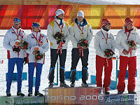Team Sprint Podium Men 2006.jpg