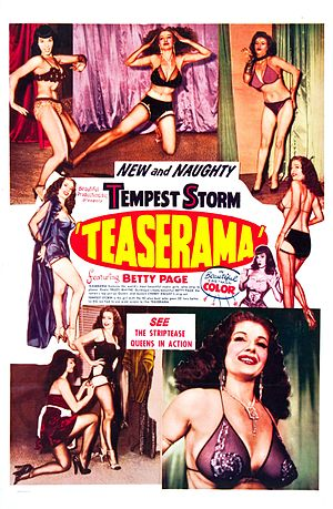 Teaserama - Image: Teaserama poster 01