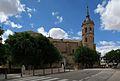 Tembleque, Iglesia de Nuestra Señora de la Asunción, fachada norte.jpg