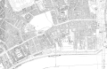Temple area, City of London, Ordnance Survey map 1870s.png