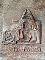 Temple troglodytique jaïn (Badami, Inde) (14352949993).jpg