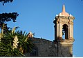 Templo de San Nicolás de Tolentino (detalle del campanario) 2.jpg