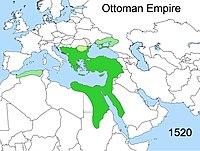 1520de Osmanlı İmparatorluğu