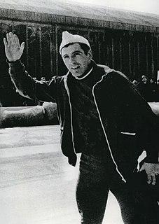 Terry McDermott (speed skater) American speed skater