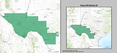 Texas US Congressional District 23 (since 2013).tif