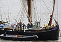 Thames barge parade - downstream - Thalatta 6776c.JPG