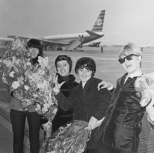 The Liverbirds - The Liverbirds (1966)