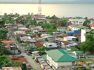 Guinayangan - Image: The Townof Guinayangan