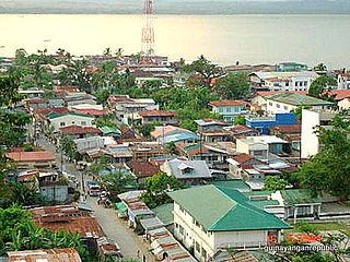 Guinayangan Municipality in Calabarzon, Philippines