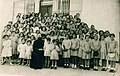 The Abdul Hadi Brothers as Refugees at the Jounieh Jesuit School, Beirut (1949).jpg
