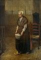 The Actress Esther de Boer-van Rijk in the Role of Kniertje in the Play 'Op hoop van zegen' by Herman Heijermans by Eduard Frankfort Rijksdienst voor het Cultureel Erfgoed B700.jpg