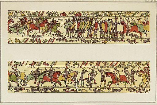 The Bayeux tapestry elucidated (1856) (14593537919)