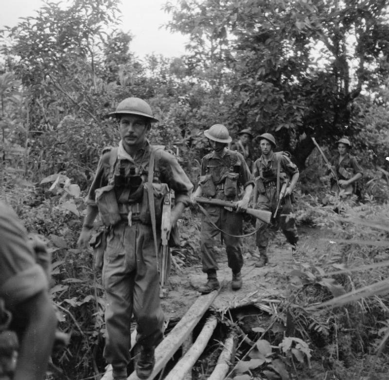 The British Army in Burma 1944 SE2889