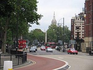 English: The Broadway of Stratford, London.