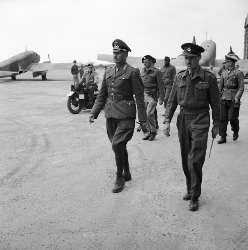 The Campaign in North Africa 1940-1943- Personalities NA2876