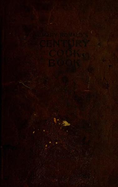 File:The Century Cook Book.djvu