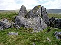 The Cloven Stone on Mungrisdale Common - geograph.org.uk - 18424.jpg