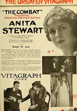 Anita Stewart - The Combat (1916)