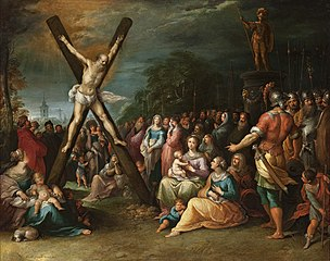 The Crucifixion of St. Andrew