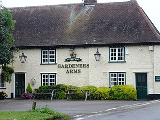 Tostock - The Gardeners Arms, Tostock, Suffolk, May 2007