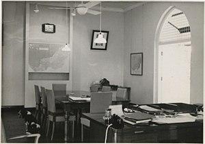 The Astana, Sarawak - Image: The Governor's office, Astana Sarawak in 1959