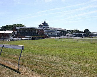 Thirsk Racecourse - The Grandstand