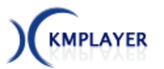 KMPlayer - The original KMPlayer logo