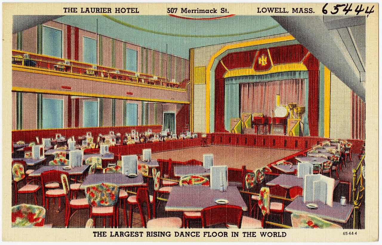 Restaurants  Lowell Street Rt  Andover