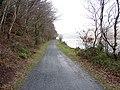 The Mawddach Trail as it approaches Penrhyn Cregyn - geograph.org.uk - 1100255.jpg